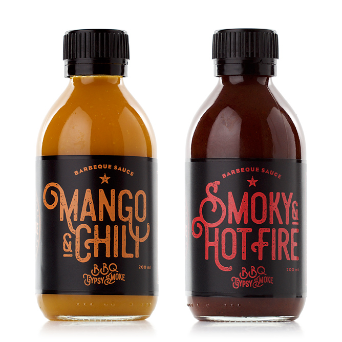BBQ Gypsy Smoke barbeque sauce